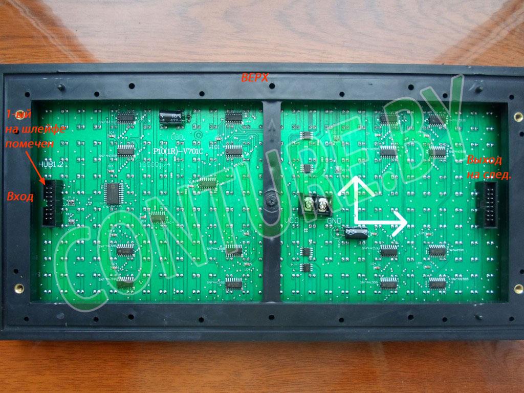 P10 Module LED Photo
