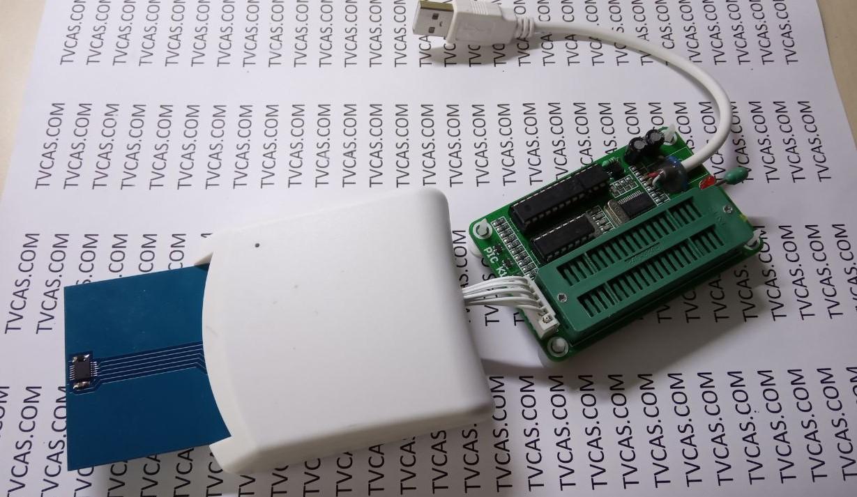 PIC-K150 с переходником для смарткарт